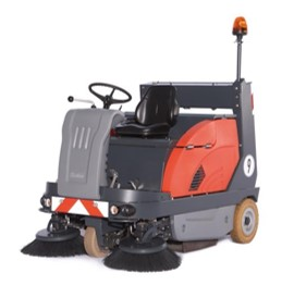 Hako Sweepmaster B P D1200 RH